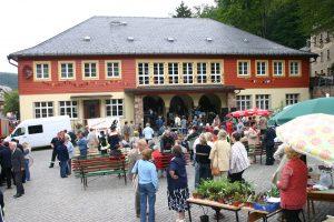 Bürgerhaus Bahnhof Kipsdorf