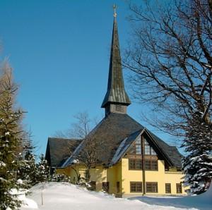die Altenberger Kirche
