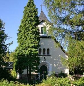 die Oberbärenburger Kirche - traditionelle Hochzeitskirche seit Jahrhunderten
