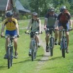 Mountainbiking im Erzgebirge