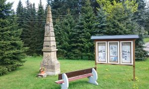 Obelisk in Fürstenwalde