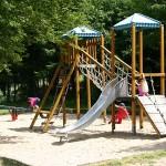 Spielplätze in der Urlaubsregion