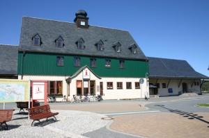Tourist-Info-Büro Altenberg / Erzgebirge Sommer